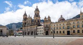 Destination Bogota Colombia