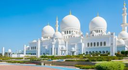 Destination Abu Dhabi United Arab Emirates