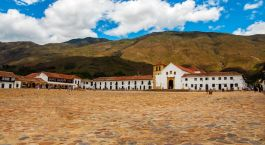 Destination Villa de Leyva Colombia