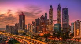 Destination Kuala Terengganu Malaysia
