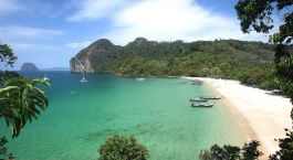 Destination Koh Mook Thailand