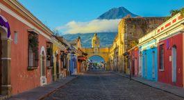 Reiseziel Antigua Guatemala