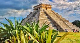 Reiseziel Chichén Itzá Mexiko