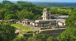 Destination Palenque Mexico
