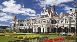 Destination Dunedin New Zealand