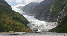 Reiseziel Franz-Josef-Gletscher Neuseeland