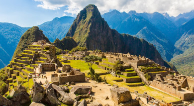 Example private tour: Mountains, Inca Trail & Lakeside Leisure