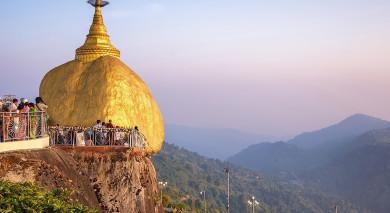 Empfohlene Individualreise, Rundreise: Myanmar abseits ausgetretener Pfade