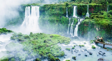 Example private tour: Brazil: Beaches and Beyond