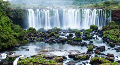 Example private tour: Argentina: Wine and Waterfalls