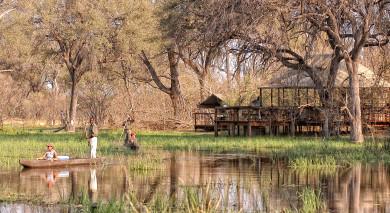 Example private tour: Victoria Falls, Botswana Safari and Mauritius