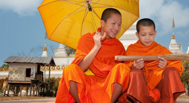 Empfohlene Individualreise, Rundreise: Laos: Höhepunkte und Geheimtipps