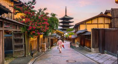 Example private tour: Zen Legends of Japan
