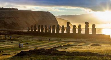 Empfohlene Individualreise, Rundreise: Chiles Höhepunkte – Wüsten, Gletscher und Osterinseln
