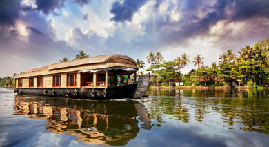Example private tour: Kerala's Tropical Treasures Uncovered