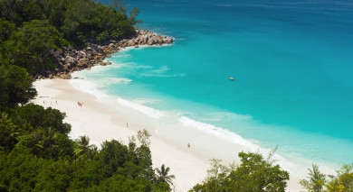 Example private tour: Seychelles Island Paradises
