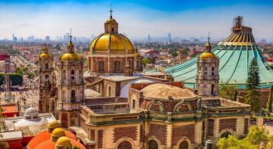 Empfohlene Individualreise, Rundreise: Mexikos koloniale Schätze und Strand