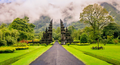 Example private tour: Bali's Culture and Coast