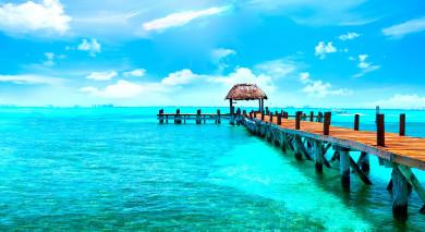 Empfohlene Individualreise, Rundreise: Mexiko -Yucatán, Ruinen und Strand