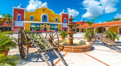 Empfohlene Individualreise, Rundreise: Klassisches Mexiko – Maya Ruinen, Traditionen und Strand