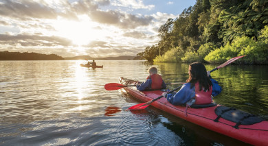 Example private tour: New Zealand: Highlights of the North and South Islands