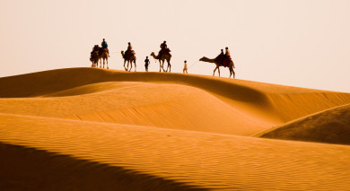 Example private tour: Secrets of Rajasthan
