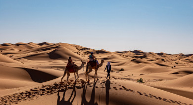 Example private tour: Luxury Morocco: Tales from the Sahara