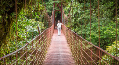 Example private tour: Costa Rica and Panama: Nature and Wildlife
