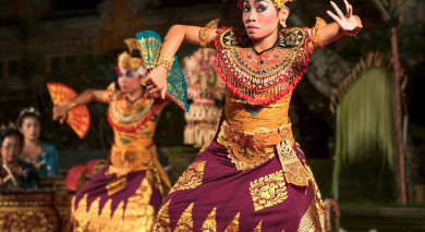 Example private tour: Highlights of Java and Bali