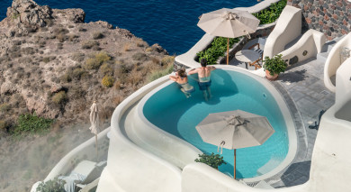 Example private tour: Greece: Luxury Honeymoon