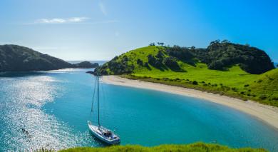 Empfohlene Individualreise, Rundreise: Neuseeland Roadtrip – Naturwunder, Wein & Strand
