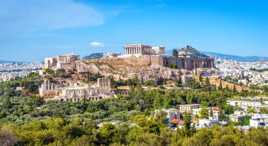 Empfohlene Individualreise, Rundreise: Glanzlichter Griechenlands -Athen, Milos & Santorin