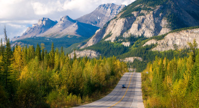 Example private tour: Road Trip: Rocky Mountain Adventure