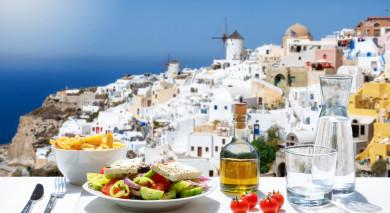 Empfohlene Individualreise, Rundreise: Griechische Gaumenfreuden – Athen, Santorin und Kreta