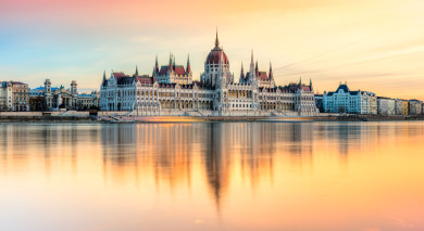 Example private tour: European Capitals: History and Culture