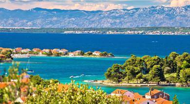 Example private tour: Croatia: Natural Wonders