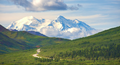 Example private tour: Alaska: Majestic Landscapes