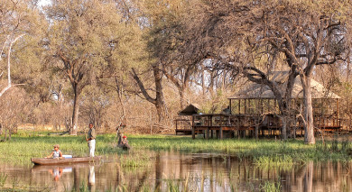 Empfohlene Individualreise, Rundreise: Botswana Safarireise – Okavango Delta und Kalahari