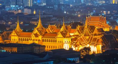 Empfohlene Individualreise, Rundreise: Thailand: Bangkok & Höhepunkte des Südens