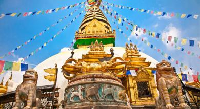 Empfohlene Individualreise, Rundreise: Nepal – Mount Everest, wilde Tiere & kulturelle Höhepunkte