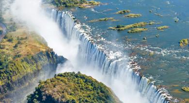 Empfohlene Individualreise, Rundreise: Botswana und Simbabwe – Wasserfälle und wilde Tiere