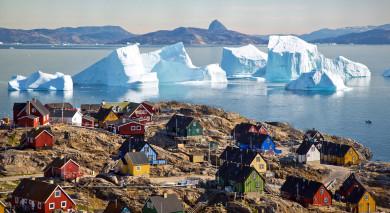 Empfohlene Individualreise, Rundreise: Grönlands Glanzlichter – Südküsten & Diskobucht