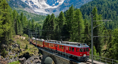 Example private tour: Essential Europe by Rail: Austria, Germany and Switzerland