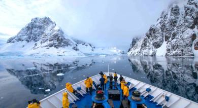 Empfohlene Individualreise, Rundreise: Antarktis Express – Südpol und Flug über die Drakestraße