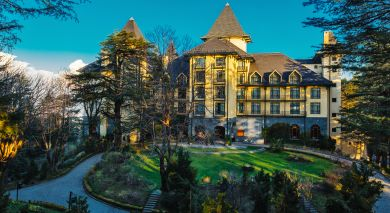 Example private tour: Oberoi Special: Himalayan Escapes