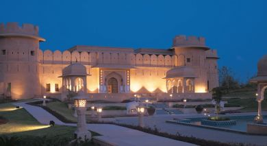Example private tour: Oberoi Exclusive: Royal Rajasthan and Safari Special