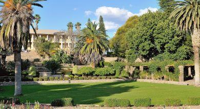 Empfohlene Individualreise, Rundreise: Klassische Luxusreise – Namibia für Genießer