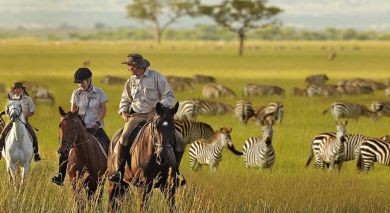 Example private tour: Classic Tanzania and Zanzibar