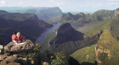 Example private tour: South Africa & Zambia:  Panoramaroute, Kruger & Victoria Falls