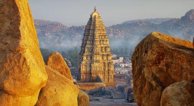 Empfohlene Individualreise, Rundreise: Südindienreise: Königliches Hampi & paradiesisches Goa